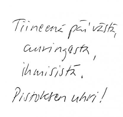tiineena_paivasta